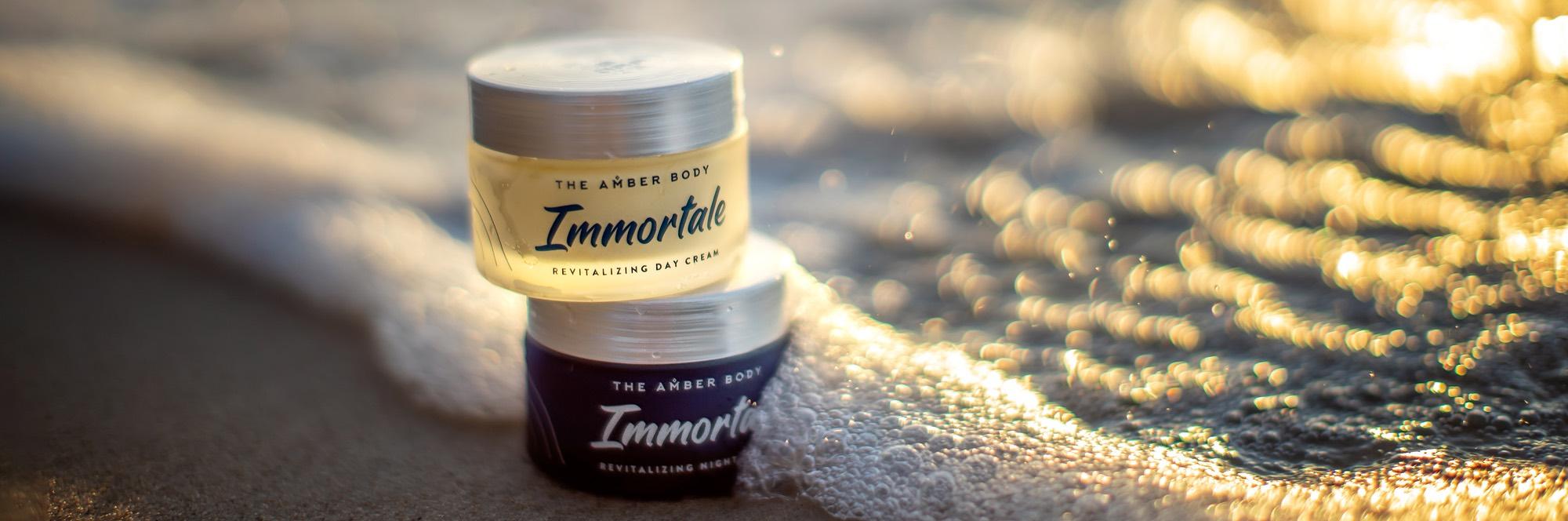 The Amber Body Immortale