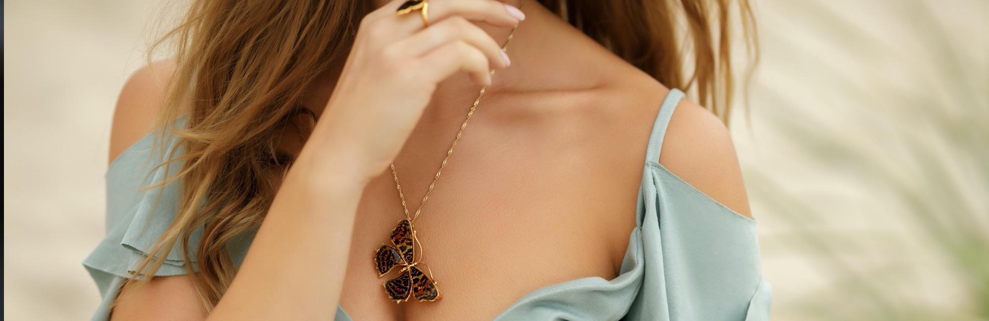 The Amber Body biżuteria kolekcja AM Design