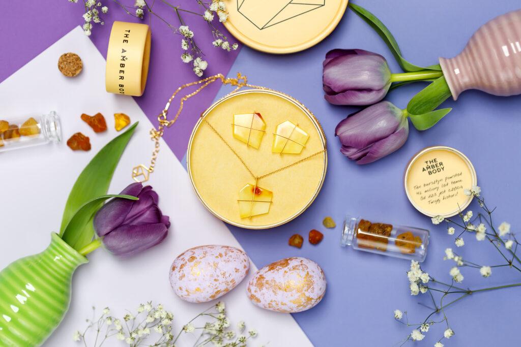 Wiosenne dodatki - biżuteria